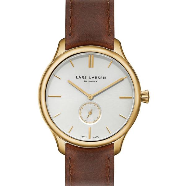 LARS LARSEN ラースラーセン LW22 【国内正規品】 腕時計  LL122GBBL 【送料無料】