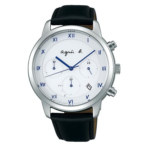 agnes b. アニエスベー Marcello マルチェロ 腕時計 メンズ FBRD942 【送料無料】