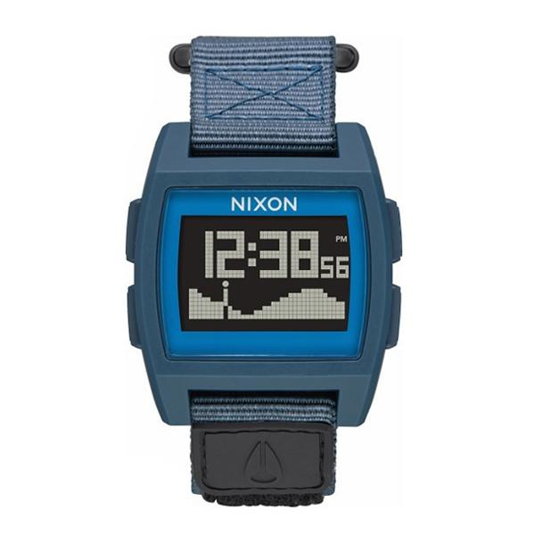 NIXON ニクソン BASE TIDE NYLON ベースタイドナイロン NAVY 【国内正規品】 腕時計 NA1169307 【送料無料】