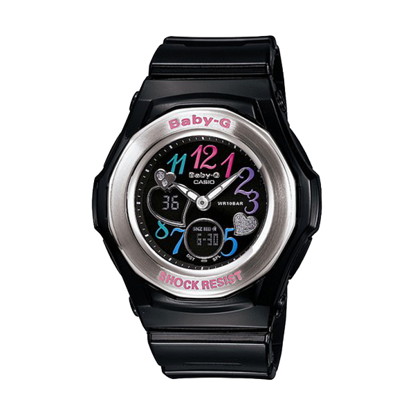 BABY-G ベイビージー Multi Color Dial Series マルチカラーダイアルシリーズ 腕時計 BGA-101-1BJF 【送料無料】