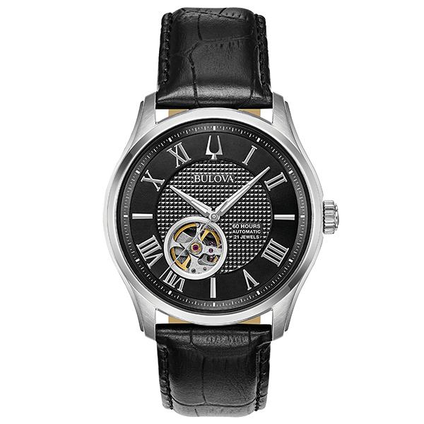 BULOVA ブローバ 腕時計 メンズ 自動巻 メカニカル クラシック CLASSIC 96A217
