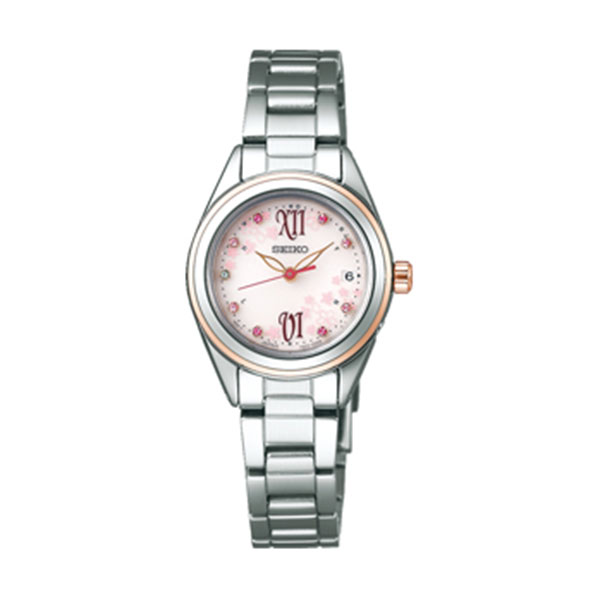 SEIKO SELECTION セイコーセレクション ソーラー電波 2020 SAKURA Blooming Limited Edition 腕時計 レディース SWFH108
