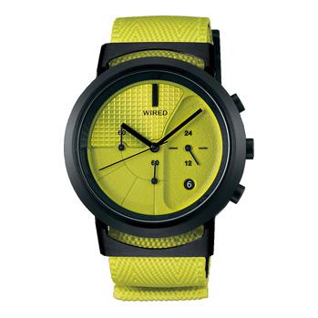 セイコーワイアード SEIKO WIRED WWツーダブ  腕時計 メンズ クロノグラフ  TYPE 03 AGAT436