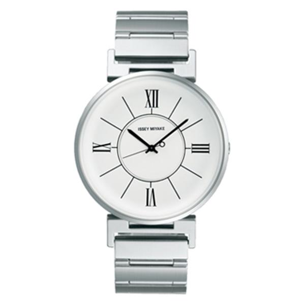 ISSEY MIYAKE イッセイ ミヤケ U ユー 和田 智 Satoshi Wada 腕時計 メンズ  NYAL003