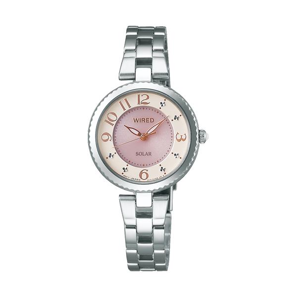 WIRED f ワイアード エフ SEIKO セイコー ソーラー 【国内正規品】 腕時計 レディース AGED085 【送料無料】