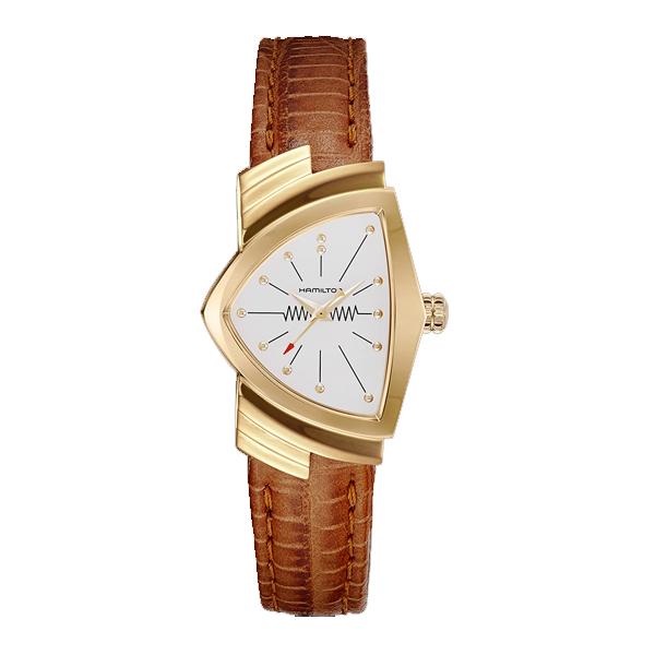HAMILTON ハミルトン Ventura ベンチュラ クォーツ 【国内正規品】 腕時計 レディース H24101511 【送料無料】