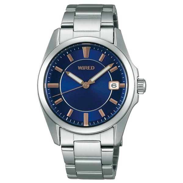 WIRED ワイアード SEIKO セイコー トリオ クロノ ペア 【国内正規品】 腕時計 メンズ AGAK402 【送料無料】
