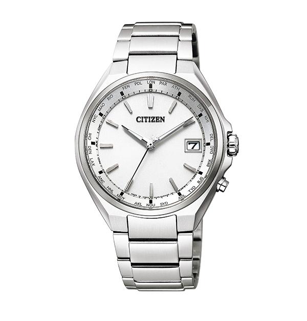 CITIZEN シチズン ATTESA アテッサ エコドライブ電波時計 ダイレクトフライト 腕時計 メンズ
