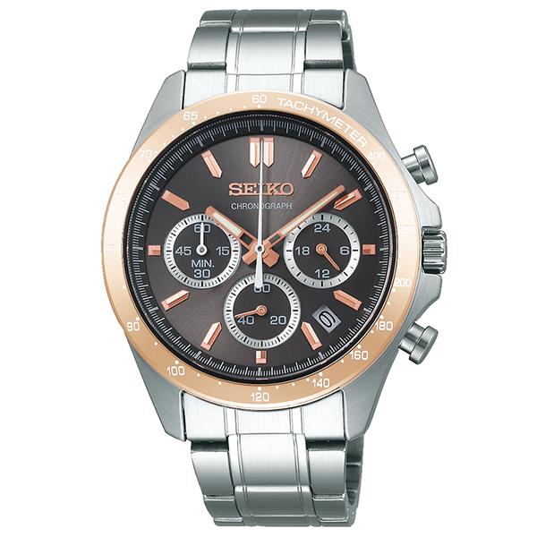 SEIKO SELECTION セイコーセレクション 8Tクロノグラフ 【国内正規品】 腕時計 メンズ SBTR026 【送料無料】