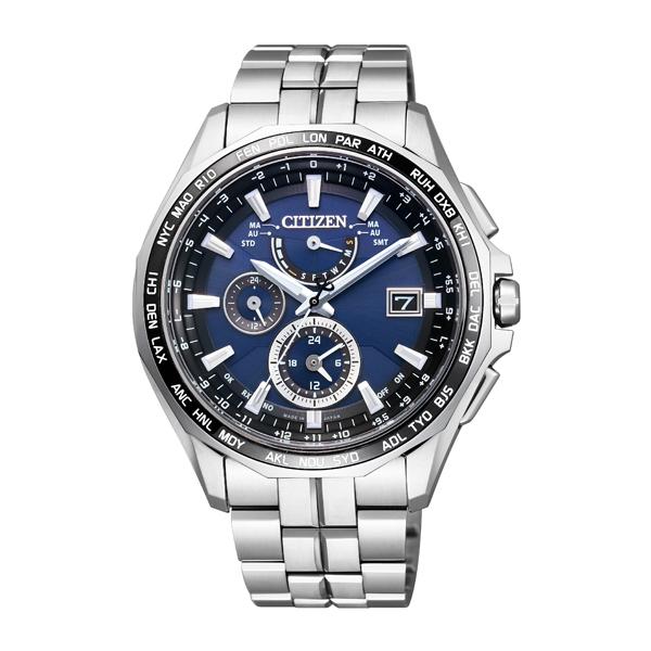 CITIZEN シチズン ATTESA アテッサ エコ・ドライブ ダイレクトフライト 【国内正規品】 腕時計 メンズ AT9090-53L 【送料無料】