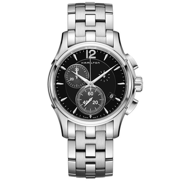 HAMILTON ハミルトン JAZZ MASTER CHRONO ジャズマスタークロノ クォーツ 腕時計 メンズ H32612131