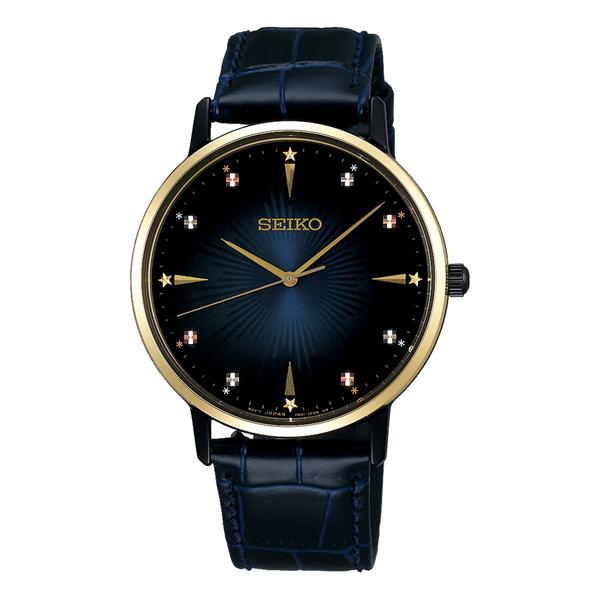 SEIKO SELECTION セイコーセレクション ゴールドフェザー 1000本限定 クリスマス限定モデル 腕時計 SCXP132 【送料無料】