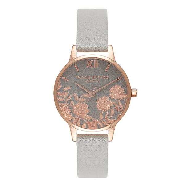 OLIVIA BURTON オリビアバートン Lace Detail レースディテール 国内正規品 腕時計 OB16MV58 【送料無料】