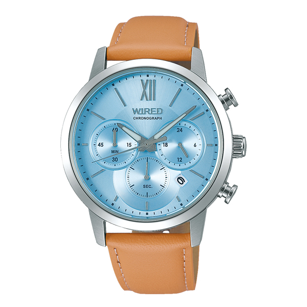 WIRED ワイアード SEIKO セイコー PAIR STYLE ペアスタイル 【国内正規品】 腕時計 メンズ AGAT415 【送料無料】