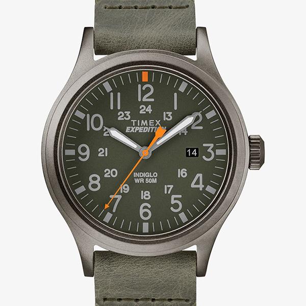 TIMEX タイメックス EXPEDITION SCOUT エクスペディション スカウト40ミリ メンズ【国内正規品】 腕時計 TW4B14000 【送料無料】