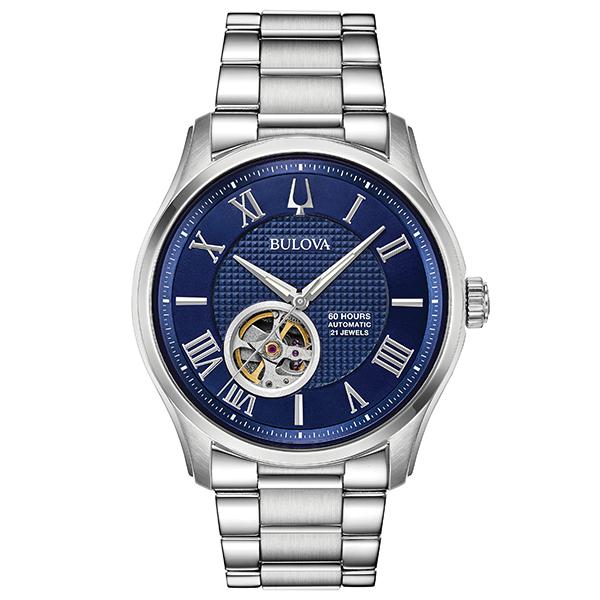 BULOVA ブローバ 腕時計 メンズ 自動巻 メカニカル クラシック CLASSIC 96A218