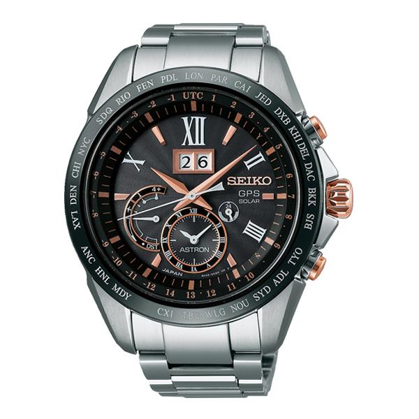 SEIKO ASTRON セイコー アストロン 8Xシリーズ ビッグデイト ソーラーGPS衛星電波時計  【国内正規品】 腕時計 メンズ SBXB151 【送料無料】