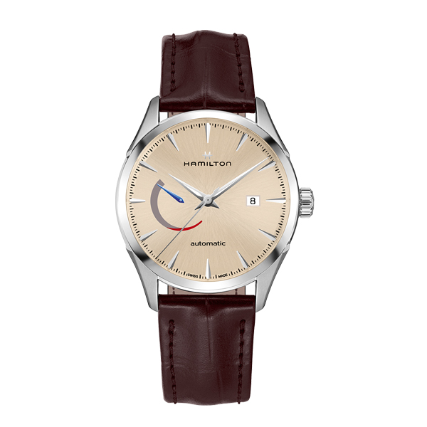 HAMILTON ハミルトン JAZZ MASTER POWER RESERVE ジャズマスター パワーリザーブ 【国内正規品】 腕時計 H32635521 【送料無料】