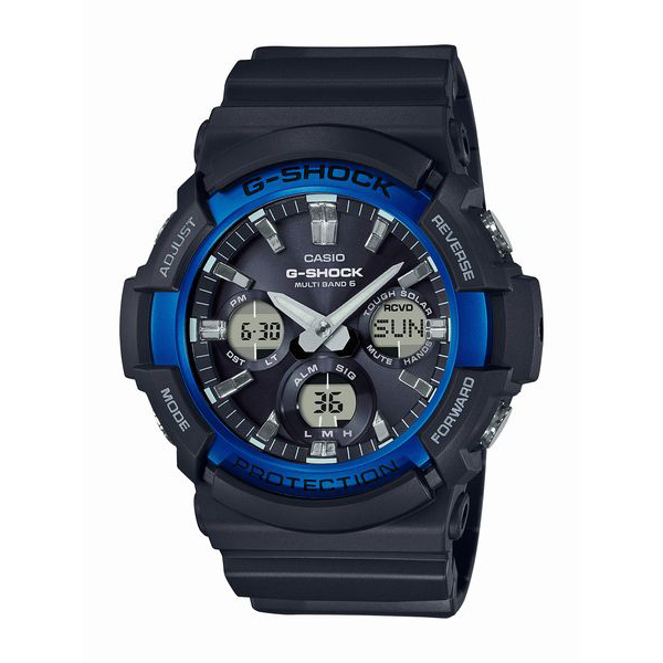G-SHOCK ジーショック CASIO カシオ 電波ソーラー 【国内正規品】 腕時計 メンズ GAW-100B-1A2JF 【送料無料】