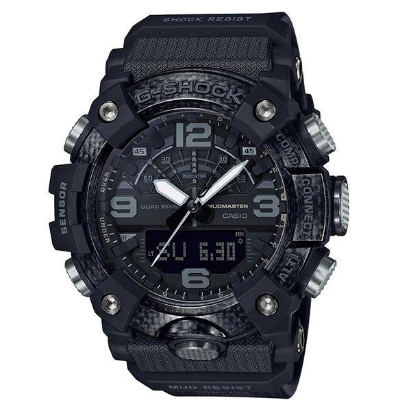 G-SHOCK カシオ Gショック MASTER OF G Black Out ブラックアウト MUDMASTER 腕時計 メンズ GG-B100-1BJF