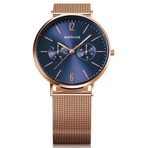BERING ベーリング CHANGES チェンジズ 14236-397 替えベルト付 腕時計 メンズ レディース