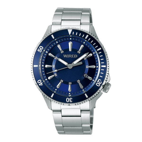 WIRED ワイアード SEIKO セイコー ニュースタンダード ダイバールック 【国内正規品】 腕時計 メンズ AGAJ402 【送料無料】