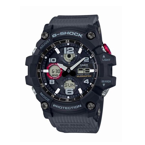 G-SHOCK ジーショック CASIO カシオ MASTER OF G MUDMASTER マッドマスター 【国内正規品】 腕時計 メンズ GWG-100-1A8JF 【送料無料】
