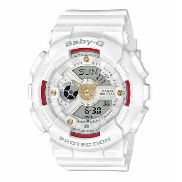 BABY-G ベイビージー CASIO カシオ ペアモデル 腕時計 BA-110DDR-7AJF 【送料無料】