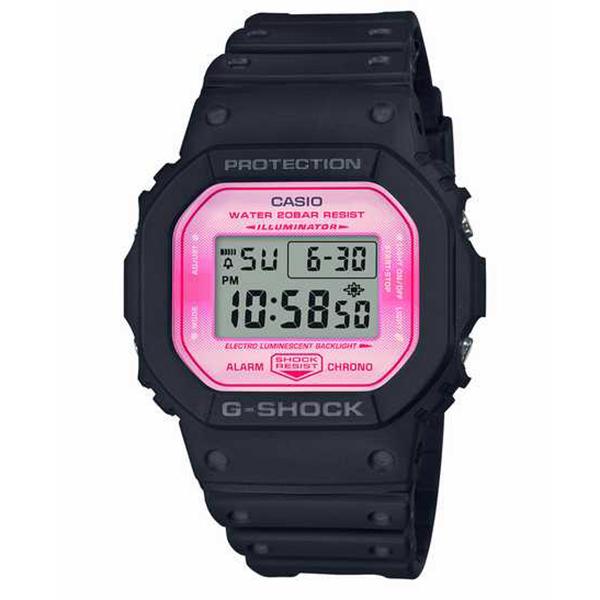 G-SHOCK ジーショック SAKURASTORM SERIES 桜 腕時計 DW-5600TCB-1JR 【送料無料】