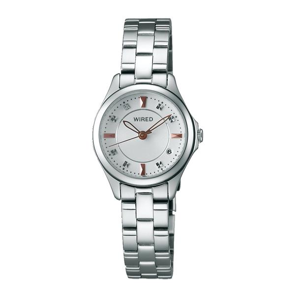 WIRED f ワイアード エフ SEIKO セイコー トリオ クロノ ペア 【国内正規品】 腕時計 レディース AGEK437 【送料無料】