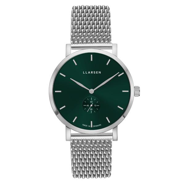 LLARSEN エルラーセン LARS LARSEN ラースラーセン NIKOLAJ ニコライ 腕時計 メンズ LL143SFSM 【送料無料】
