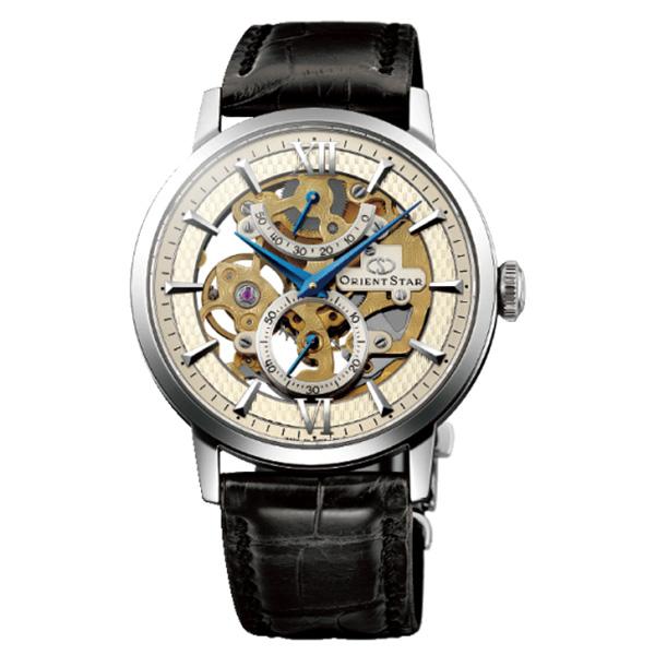 オリエントスター ORIENT STAR 腕時計 メンズ  機械式手巻  メカニカル クラシック スケルトン WZ0041DX