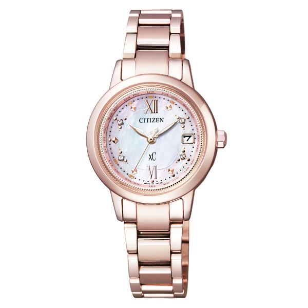 xC クロスシー CITIZEN シチズン サクラピンク 数量限定モデル 国内正規品 腕時計 レディース EC1147-52W 【送料無料】