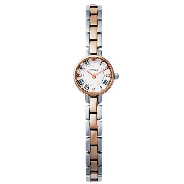 TiCTACオリジナル SPICA スピカ Simple Bless シンプルブレス 腕時計 レディース SPI55-COM/M 【送料無料】