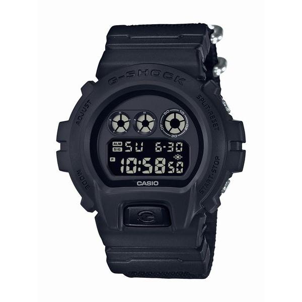G-SHOCK ジーショック Military Black ミリタリーブラック 【国内正規品】 腕時計 メンズ DW-6900BBN-1JF 【送料無料】