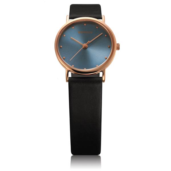 BERING ベーリング North Pole ノースポール 日本限定カラー SMOKY BLUE 腕時計 レディース 13426-468 【送料無料】