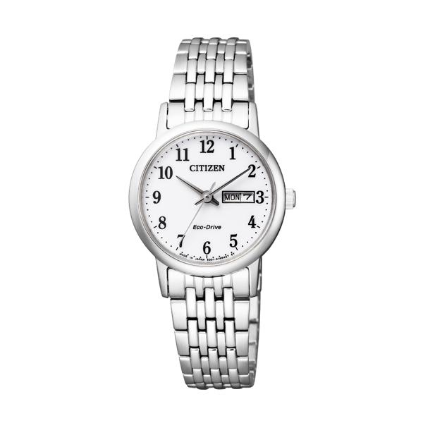 CITIZEN COLLECTION シチズンコレクション エコ ドライブ ペア 【国内正規品】 腕時計 レディース EW3250-53A 【送料無料】