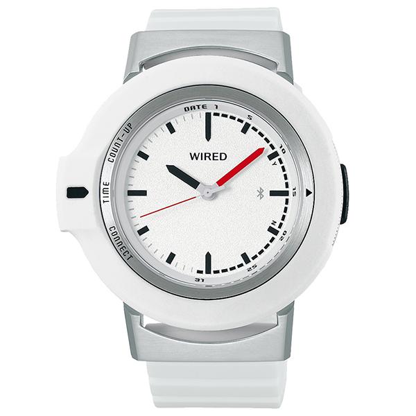 セイコーワイアード SEIKO WIRED WWツーダブ Bluetooth 腕時計 メンズ タイムコネクト  TYPE 01 AGAB402