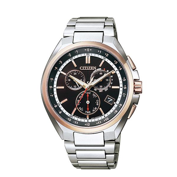 CITIZEN シチズン ATTESA アテッサ BRAVE BROSSAMS Limited Models ラグビー日本代表モデル 腕時計 メンズ  CB5044-62E