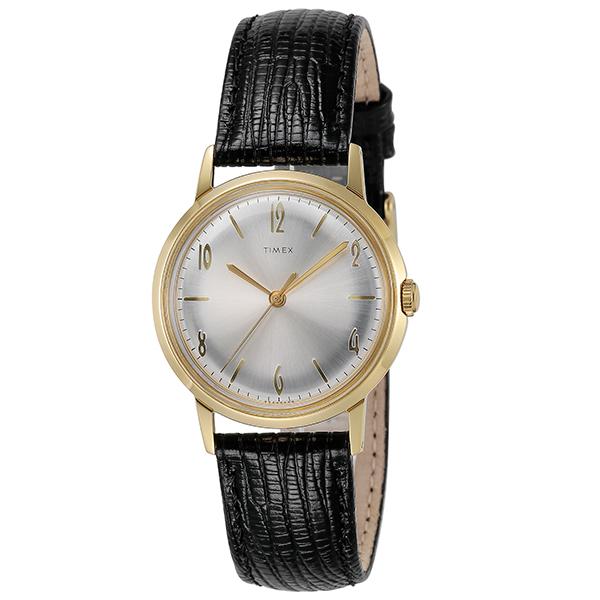 TIMEX タイメックス Marlin マーリン 手巻34mm 腕時計 TW2T18400