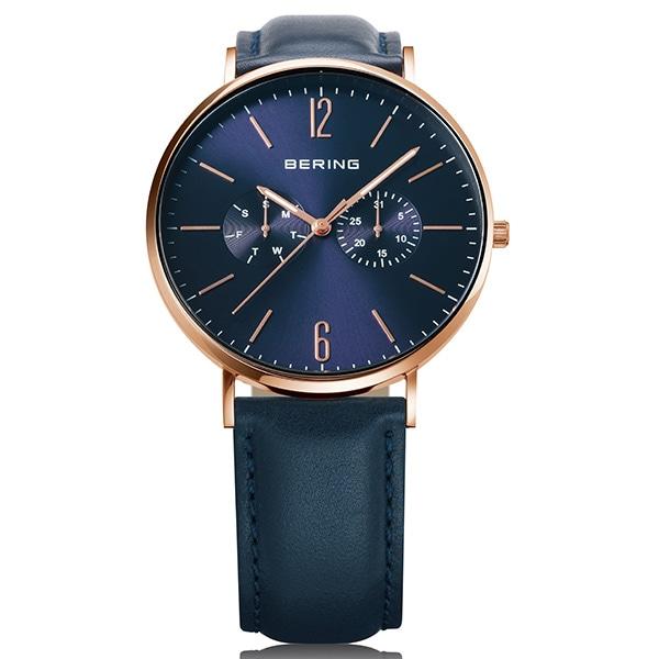 BERING ベーリング CHANGES チェンジズ 14240-397 日本限定モデル 替えベルト付 腕時計 メンズ