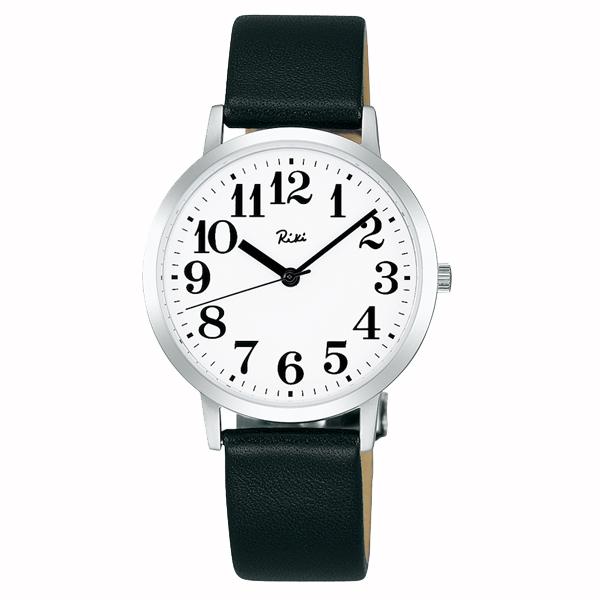 RIKI WATANABE リキ ワタナベ SEIKO セイコー 3針モデル 腕時計 メンズ ホワイト AKPK401 【送料無料】