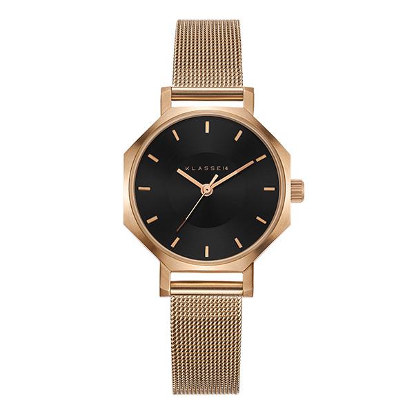 KLASSE14 クラス フォーティーン 腕時計 レディス Volare OKTO オクト Dark & Dark Rose 28mm OK18RG005S