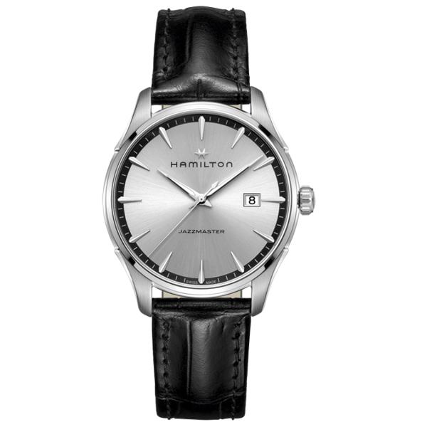 HAMILTON ハミルトン JAZZ MASTER 【国内正規品】 腕時計 メンズ H32451751 【送料無料】