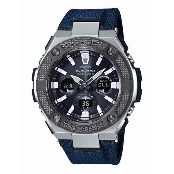 G-SHOCK ジーショック CASIO カシオ G-STEEL ジースチール 腕時計 GST-W330AC-2AJF 【送料無料】