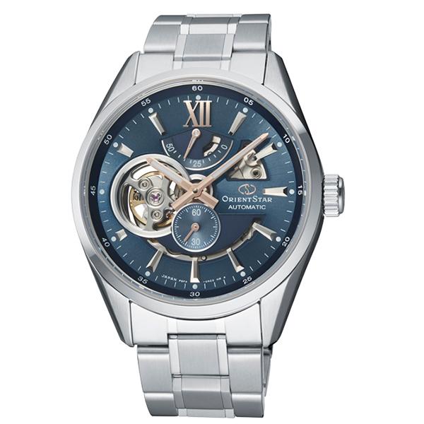 オリエントスター ORIENT STAR 腕時計 メンズ 機械式自動巻 コンテンポラリー モダンスケルトン  RK-AV0009L