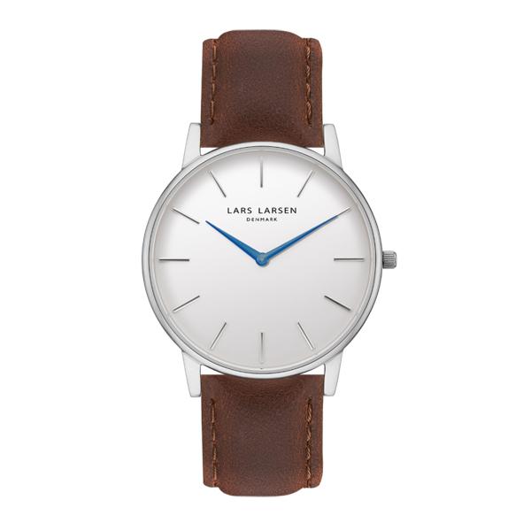 LARS LARSEN ラースラーセン LW47 【国内正規品】 腕時計 LL147SWBL 【送料無料】