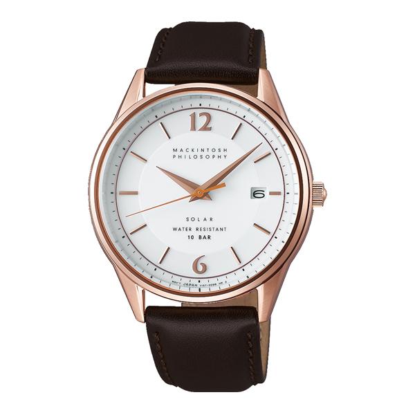 MACKINTOSH PHILOSOPHY マッキントッシュ フィロソフィー ソーラー ペア 【国内正規品】 腕時計 メンズ FBZD991 【送料無料】