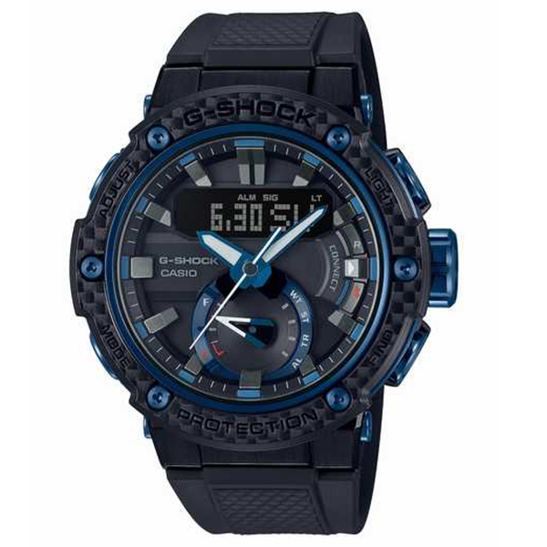 G-SHOCK カシオ Gショック G-STEEL ジースチール Bluetooth 電波ソーラー 腕時計 メンズ GST-B200X-1A2JF