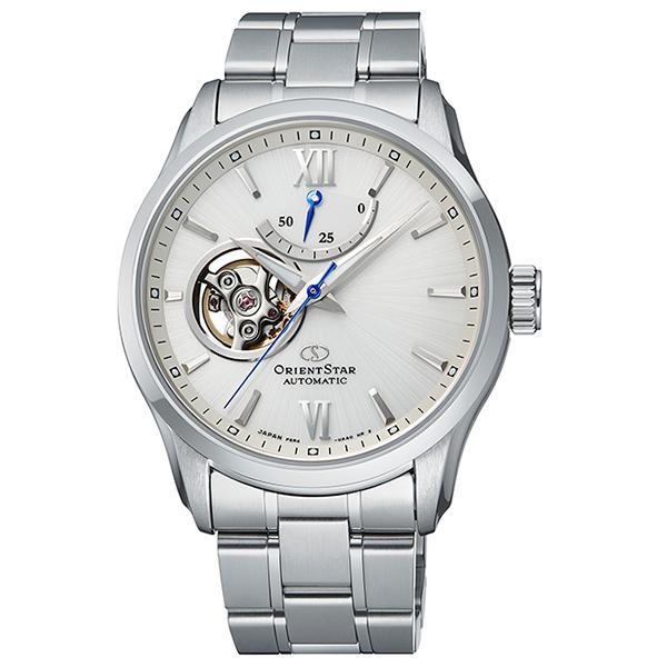 オリエントスター ORIENT STAR 腕時計 メンズ  機械式自動巻 コンテンポラリー セミスケルトン RK-AT0004S